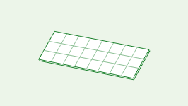 再生可能エネルギー事業製品のイラスト